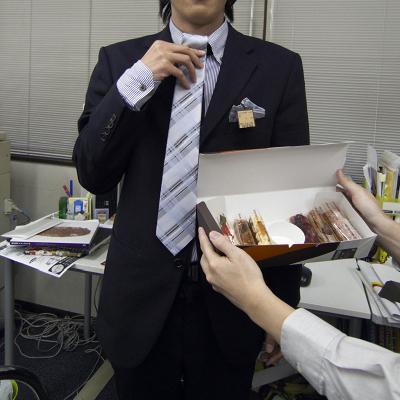 WEBデザイナー・春名