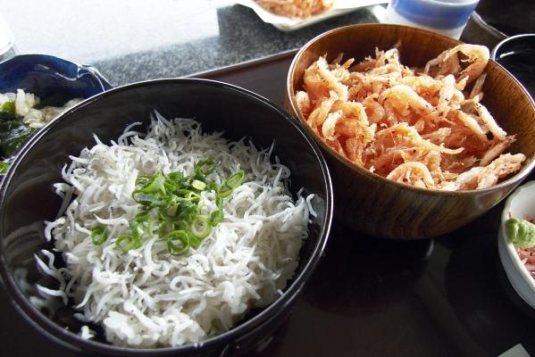 桜えび料理専門店・海の庭