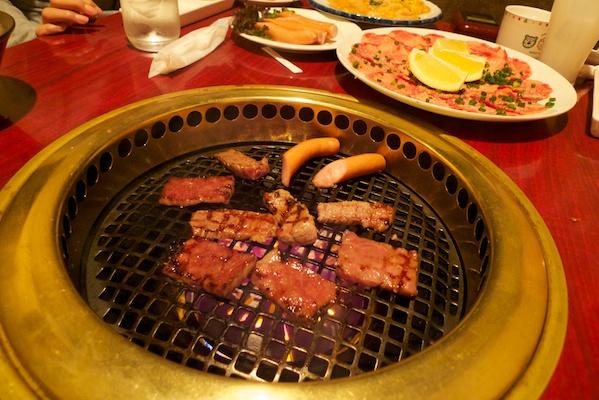 焼肉・恵比寿