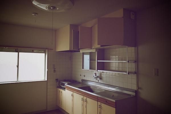 アパートメント改修工事