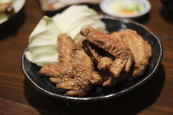 鶏料理・お福