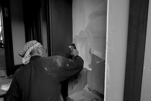 狭小住宅 リノベーション工事