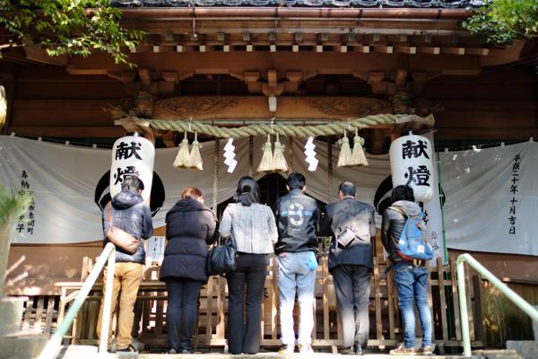 生野神社・住吉神社・赤間神宮