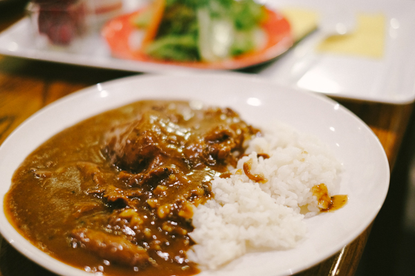 Ame-Cafe&Curry With Weed
