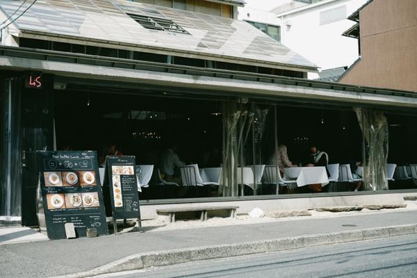 45(キャラントサンク)・ブルーフラットカフェ(blue flat cafe)