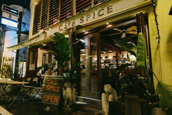 みよし・Cafe SPICE