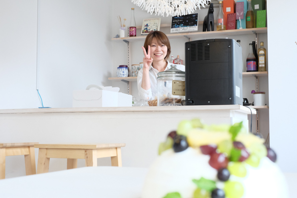 Lykke cafe(リュケカフェ)