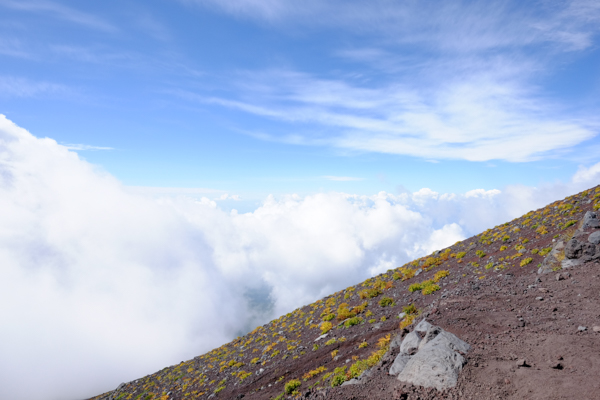 富士山に登ろう!! 富士宮ルートでGO!!