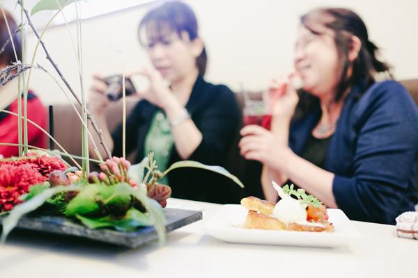 おいしい写真教室 in dining cafe Bloom(ブルーム)