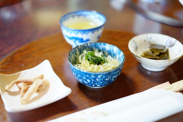 手打十割蕎麦 蕎麦 竹の華