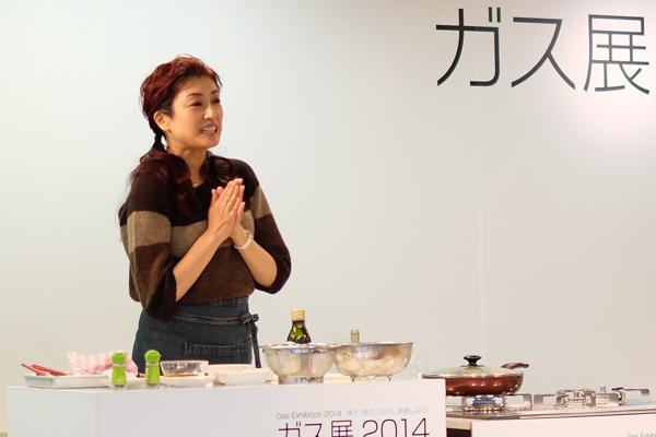 株式会社ふく衛門・山口合同ガス・料理家沢樹舞