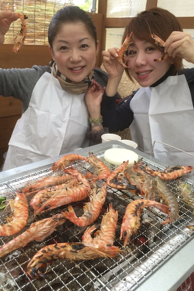 牟礼中学校創立30周年記念式典・二胡王丹・揚琴沈兵・えびちゃん