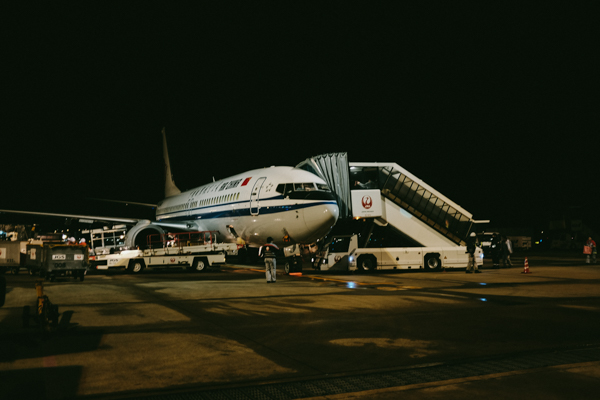 カメラさんぽ中国編・大連・福岡空港