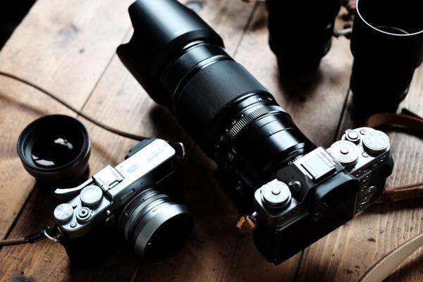 フジノンレンズ XF50-140mmF2.8 R LM OIS WR