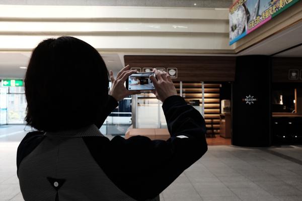 下関港国際ターミナル・WELCOME FOOD+DRINK・関進