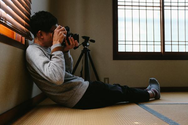 味処三松・山本写真機店
