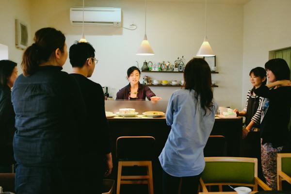 菓子工房 na.nan・CAFE BARK(カフェ・バーク)