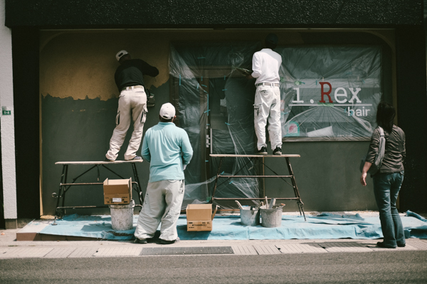 美容室 i.Rex(アイレックス)