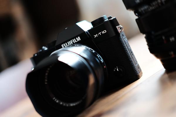 FUJIFILM X-T10・XF35mmF1.4 R・XF14mmF2.8 R