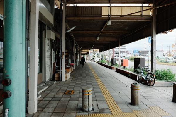 唐戸商店街・桃太郎・ふじ珈琲