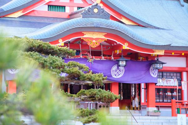 津和野・太皷谷稲成神社