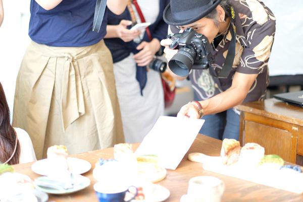 ひとモノコトつながるデザインプロジェクト・natural standard(ナチュラルスタンダード)・CAFE BARK(カフェ・バーク)・6photo 志岐祐介