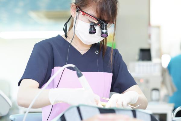 みすみ歯科HP撮影
