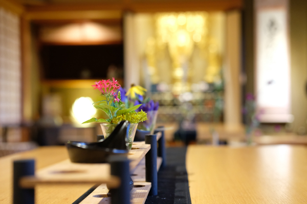 周防大島OTera Cafe(お寺カフェ)