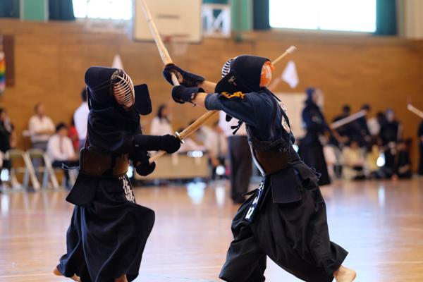 富士宮市中学校総合体育大会剣道競技の部