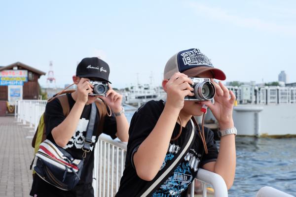 海遊館の旅