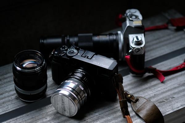 CANON FD 50mmF1.4・Canon FTb