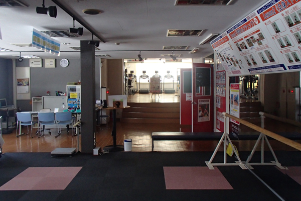 SSSスポーツプラザ吉敷店