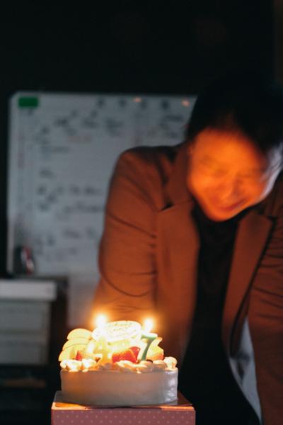 11月20日誕生日おめでとう