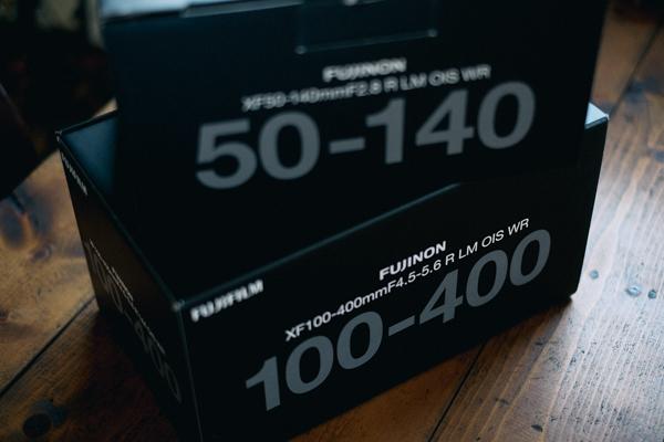 フジノンレンズ XF100-400mmF4.5-5.6 R LM OIS WR