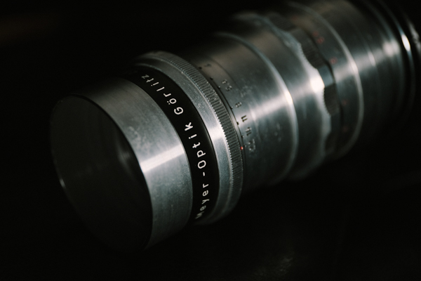 Trioplan 2.8/100 Meyer-Optik Gorlitz・ドイツ製・オールドレンズ・
