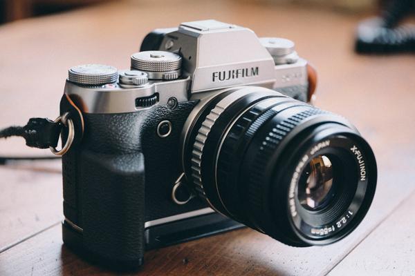 X-Fujinon 55mm F2.2