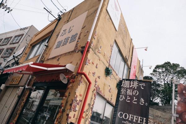 ふじ珈琲・唐戸商店街インバウンド・プロジェクト・カモンワーフ・唐戸市場
