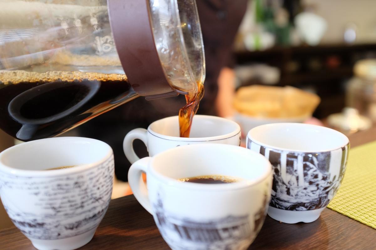 コピルアク Kopi Luwak ジャコウネコの糞から採られる未消化のコーヒー豆