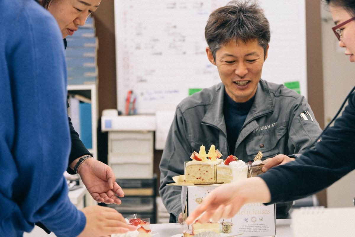 軍手ブルー44歳の誕生日と有村架純ちゃんの週めくりカレンダー