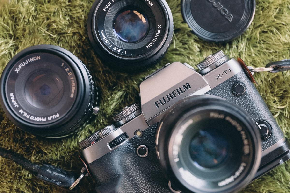 デジタルでフィルムを再現したい計画第13弾‼︎3つ目のFujinon 55mm F2.2