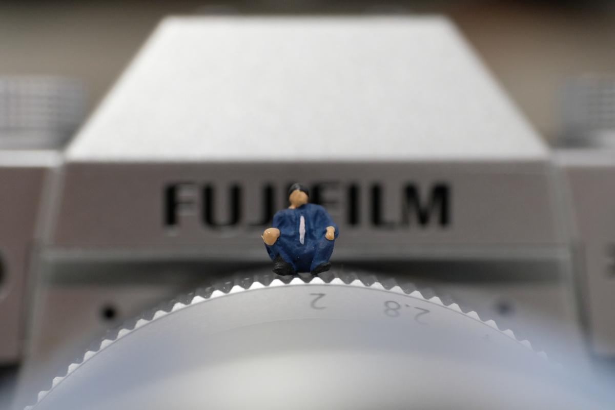 私が愛しているあなたに写真の愉しさを伝えたい...FUJIFILM X-T10