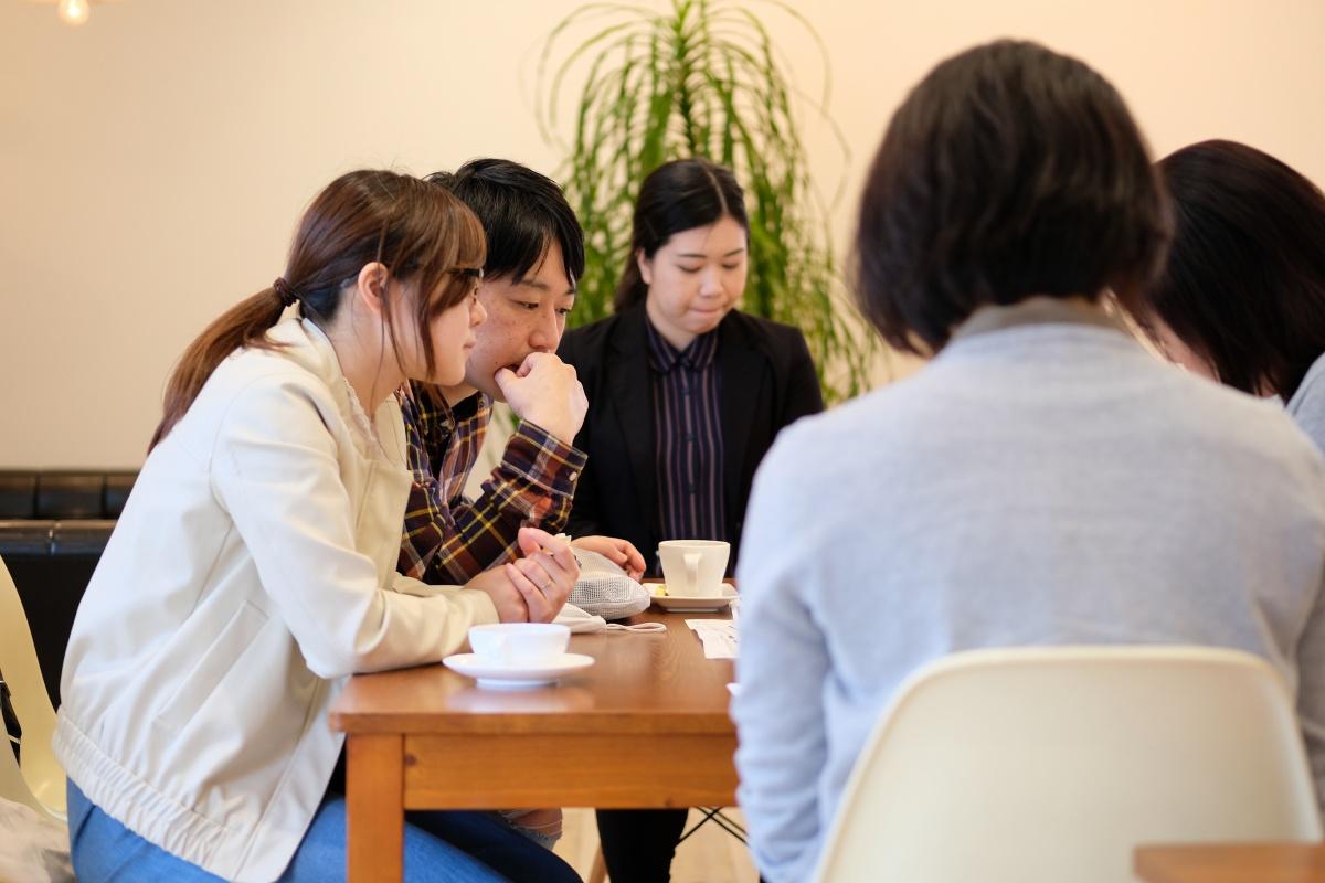 山口県湯田温泉に新しい中華料理のお店!ロゴマークとメニューとホームページのデザイン打ち合わせ!