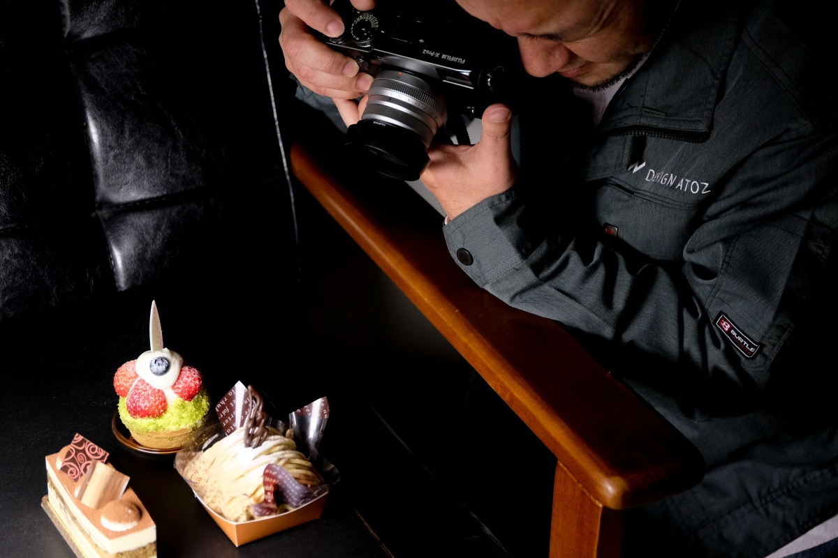 世界で一番美しいケーキ!菓子工房na.nanの新商品はまた美しい!