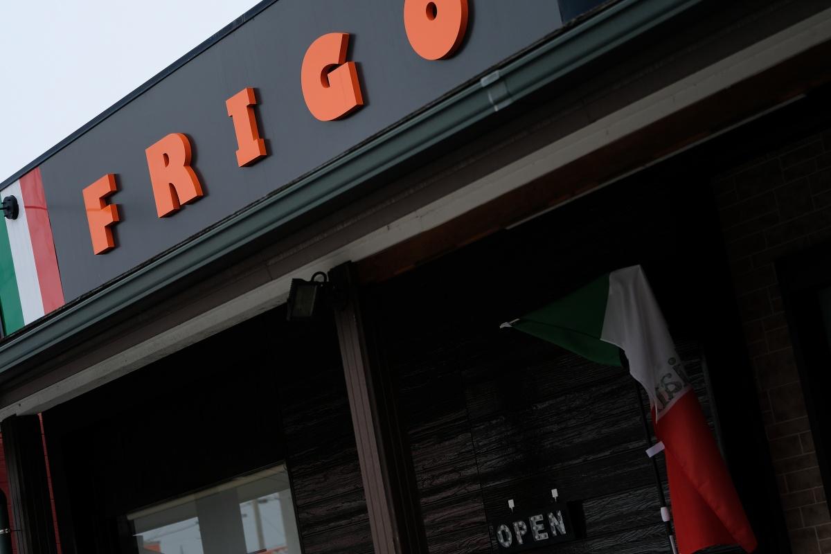 2月にオープンした出来たてのイタリアンダイニング・FRIGO(フリゴ)に行ってみた!