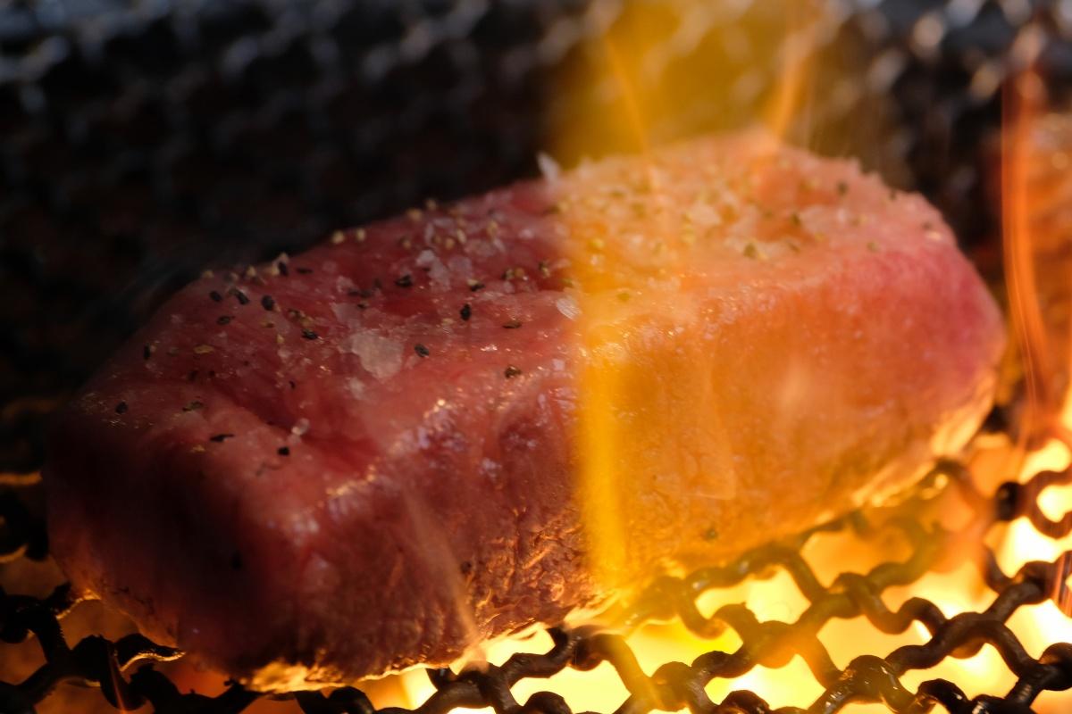 ゴールデンウィーク後半の初日は宇部の極上焼肉だんくでウワサの黄金ハンバーグ!