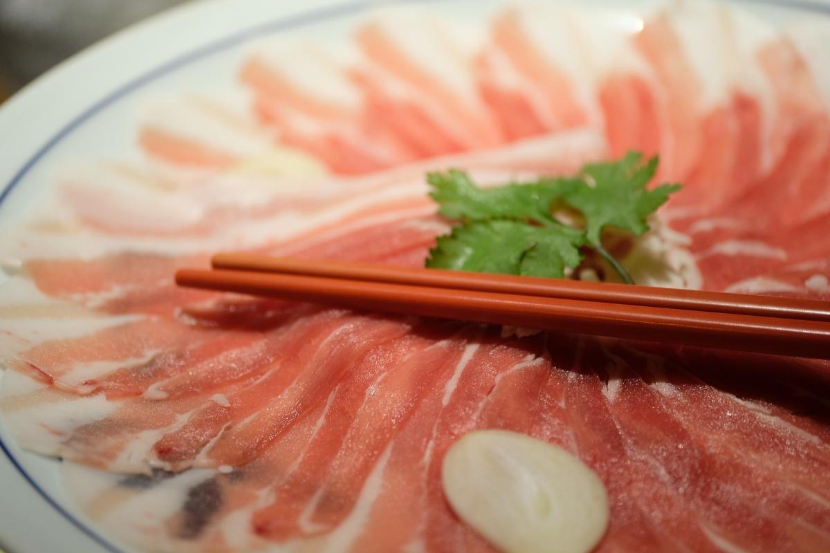 鹿児島来たから黒豚食べたい!とんかつよりも黒豚しゃぶしゃぶ食べたい!