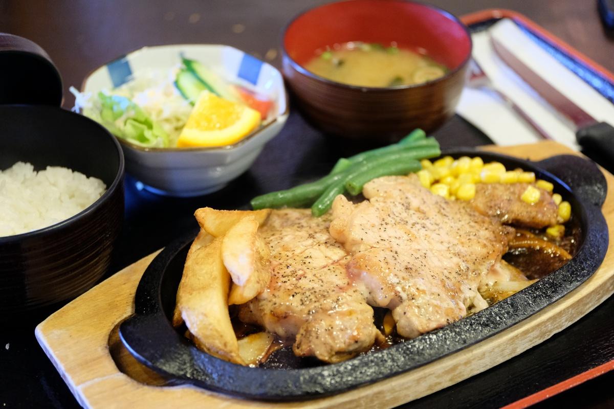 小野田でのお昼ご飯はどんどんにするべきか?一二三にするべきか?