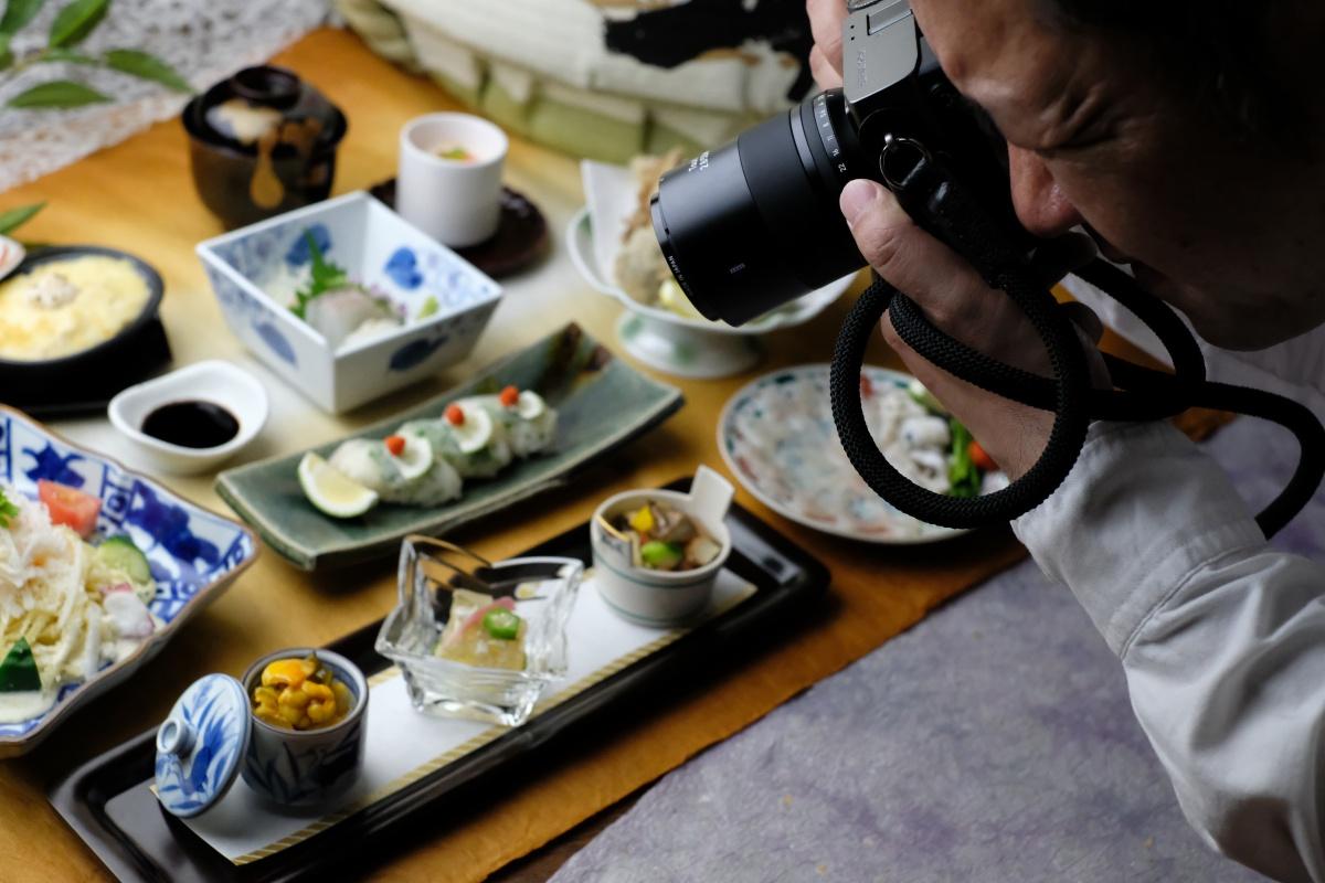 下関ふくとあんこう料理で有名な「旬楽館」が日ごろの感謝を込めて特別コース!