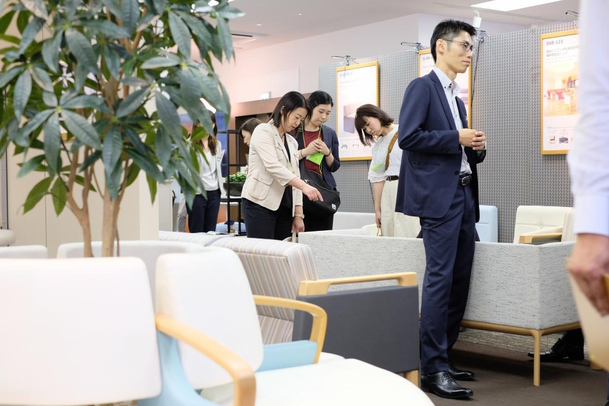 オリバー製品企画部デザイン部による家具選びのポイントセミナーin博多