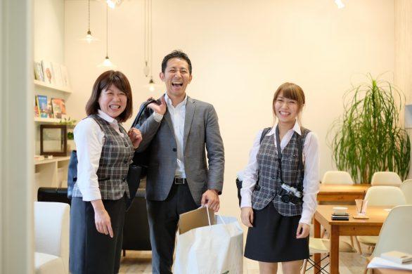 株式会社ふく衛門さんのネット事業パワーアップ打ち合わせ!しおり姫もやる気満々!
